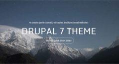 drupal template