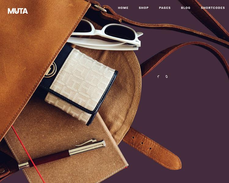e-commerce Selling WordPress Themes