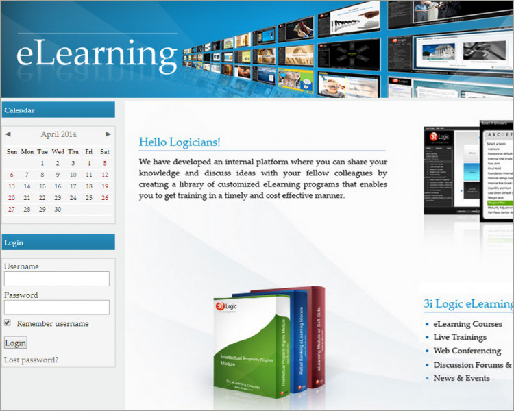 elearning moddle theme free