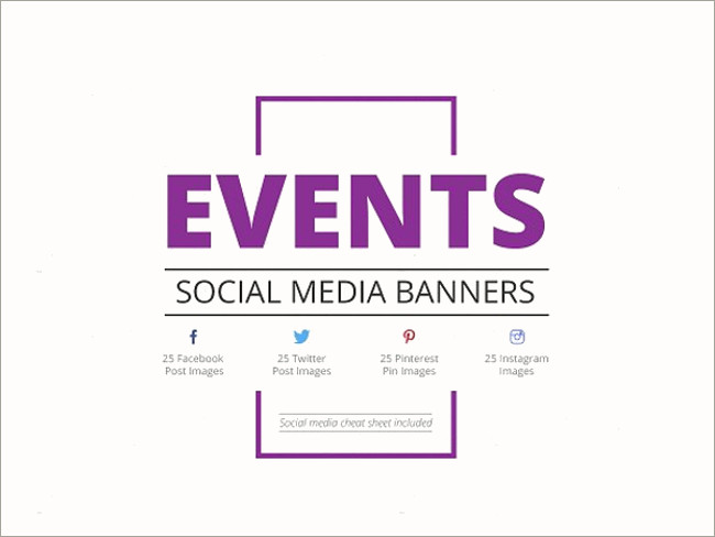 event banner template1