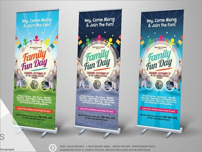 event banner template18