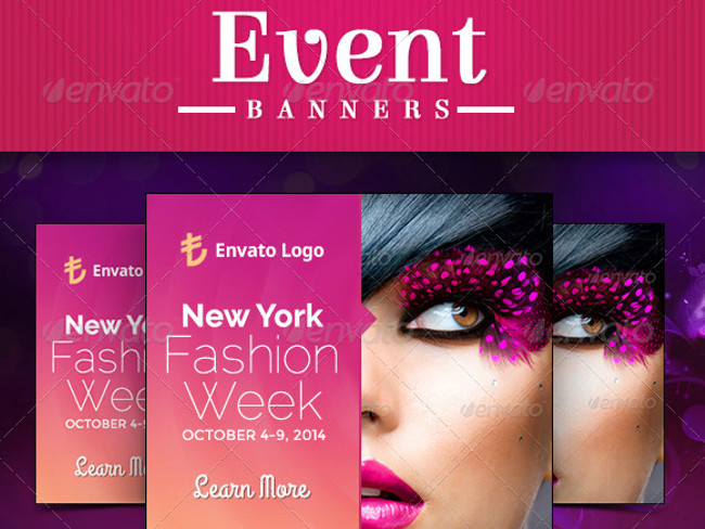 event banner template26
