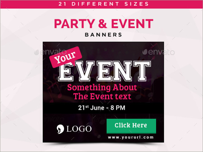 event banner template27