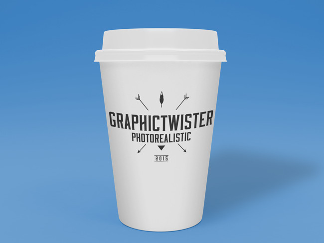 free Cup Mockup templates psd