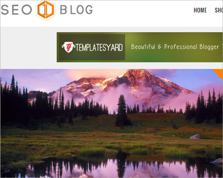 free blogger theme gallery