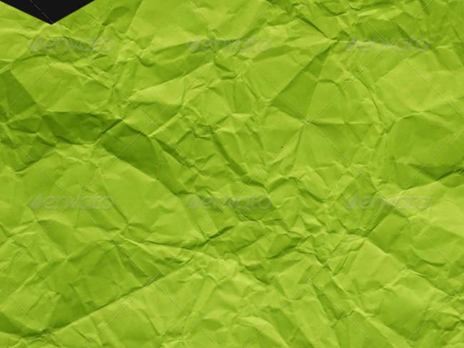 green paper parchment textures