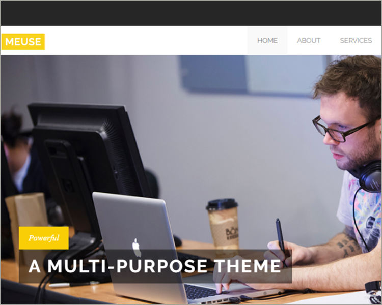 jekyll multipurpose theme