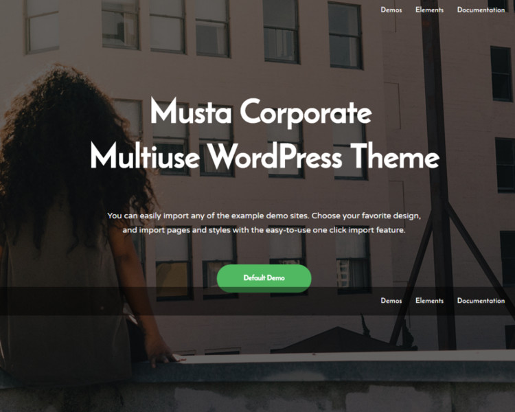 local business wp theme