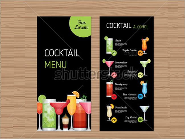 menu brochure design 26