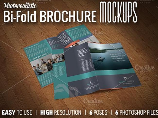 menu brochure design 3