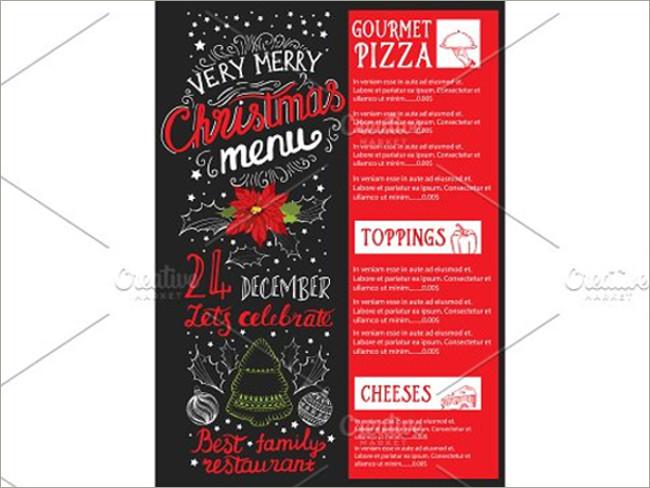menu brochure design 7