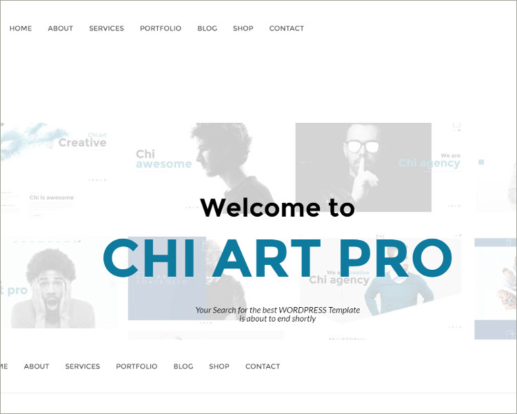 new local business wp theme