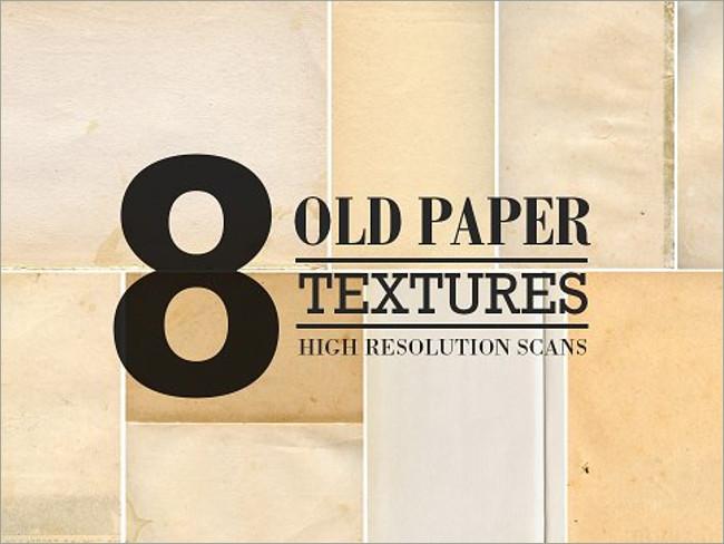 Adobe Old Paper Illustrator Textures