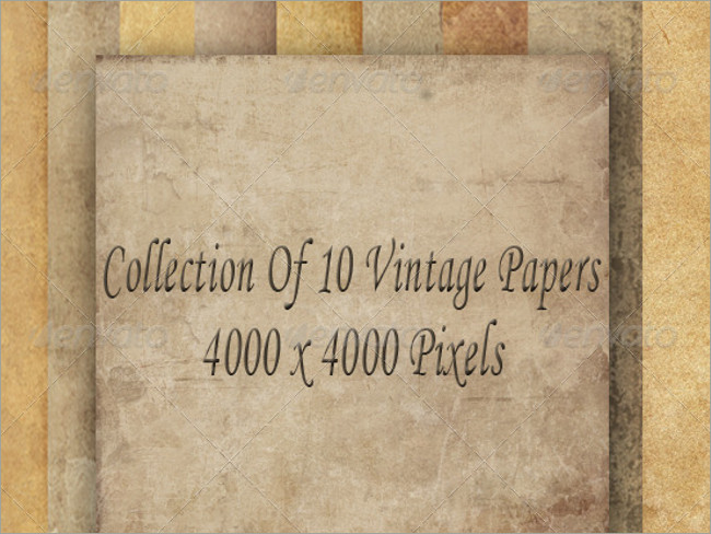 Scartched Vintage Papers Paper Textures