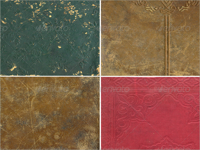 Abstract Antique Paper Texture Pack