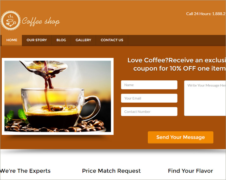 online local business wp theme
