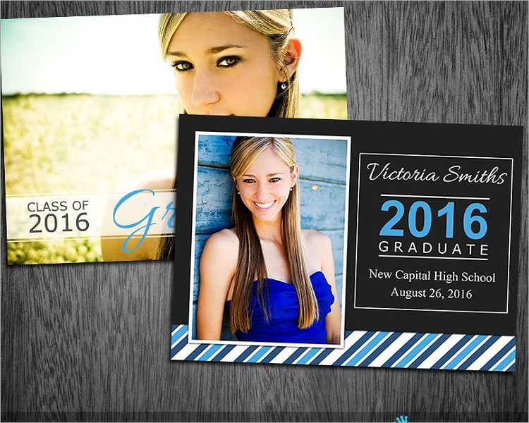 sample Graduation Invitation Template