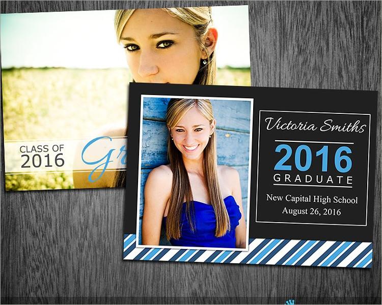 sample Graduation Invitation Template