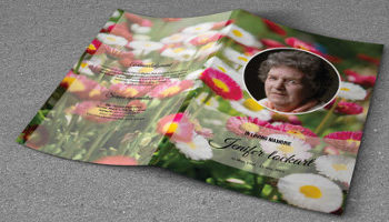 35+ Best Collection Of Funeral Program Templates