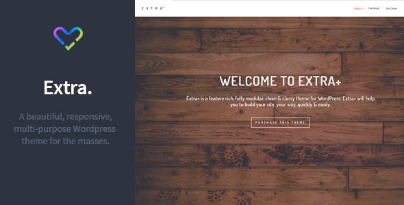 Animated Documentation WordPress Template