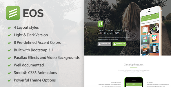 Animated Technology WordPress Template