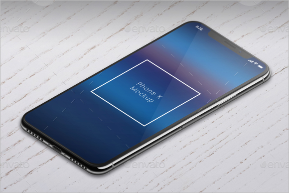 Animated iPhone Mockup Template