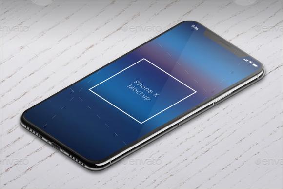 Animated iPhone Mockup Template