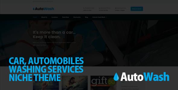 Automobiles WordPress Template