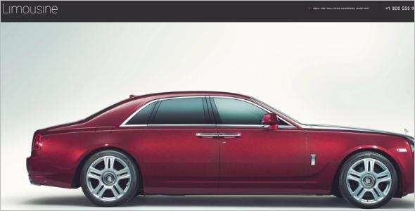 Automotive Car Trader WordPress Template