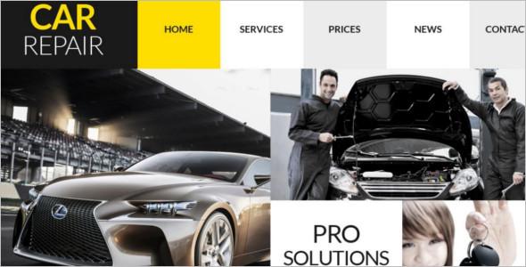 Automotive Cra Solution WordPress Theme