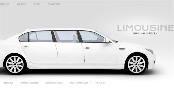 Automotive Customer WordPress Template