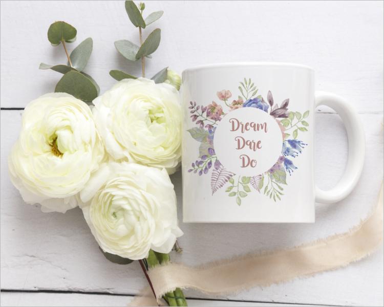 Best Coffee Mug Mockup