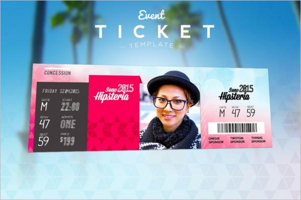 Best Raffle Ticket Template