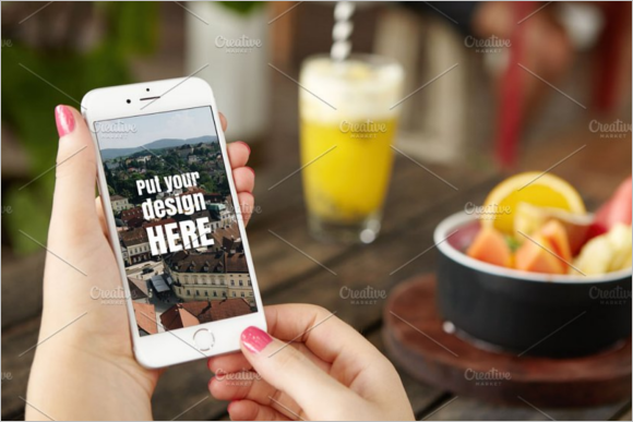 Best iPhone Mockup Template