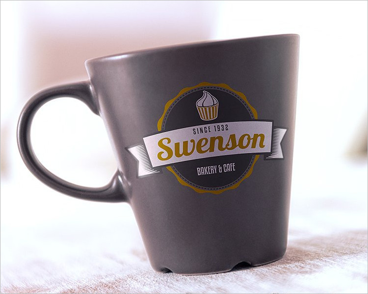 Brand Coffee Mug Mock-up