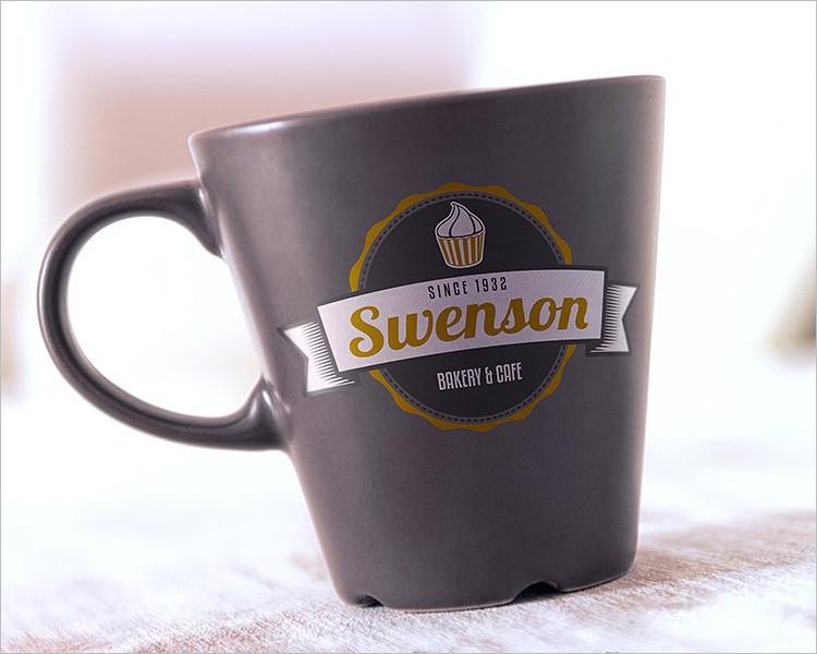 Brand Coffee Mug Mock-up