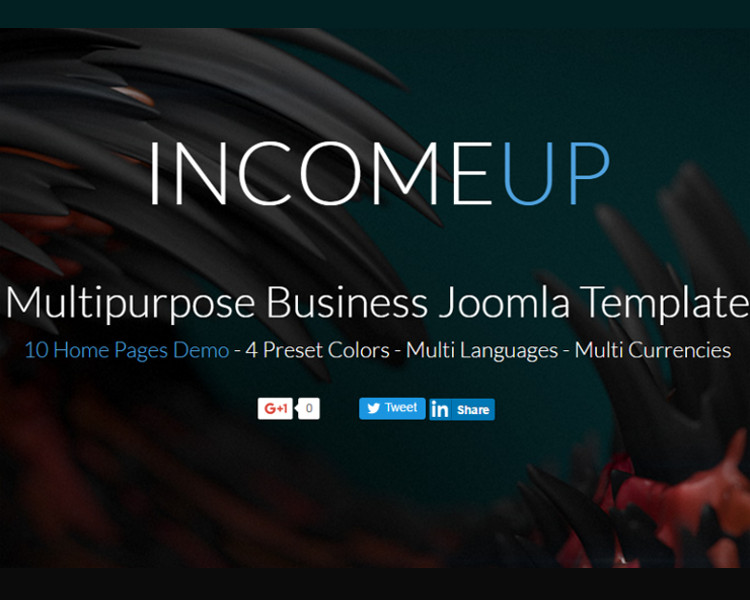 Business Publishers Joomla Template