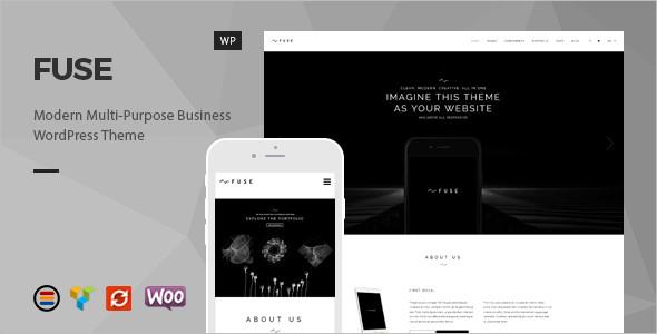 Business WordPress Platform template