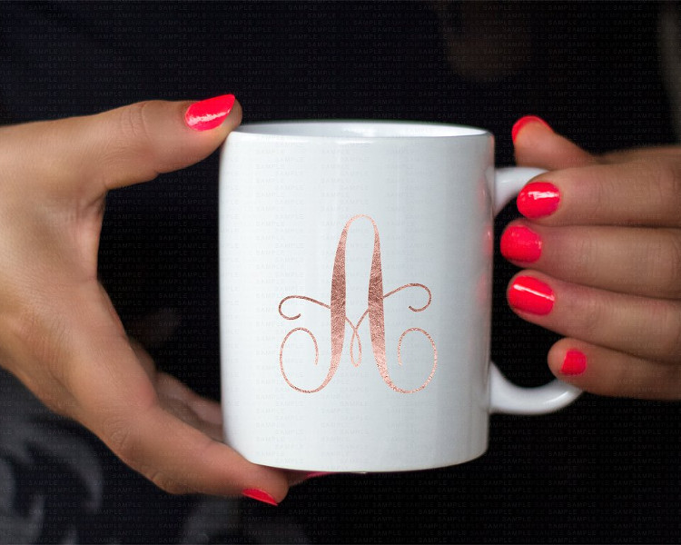 Coffe Mug Handle Mock-up