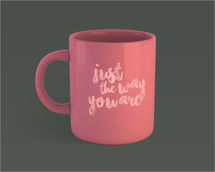 Coffee Mug Free Mockup Design