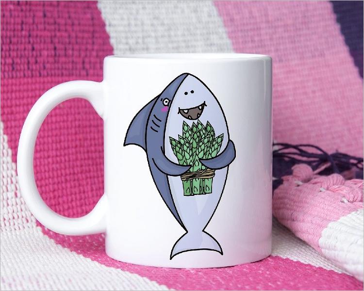Coffee Mug Mockup Elegant Design