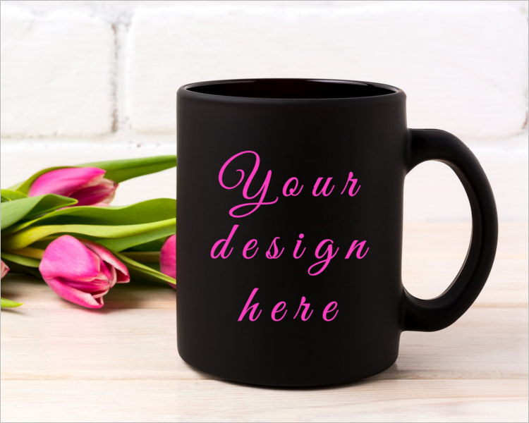 Coffee Mug Mockup PhotoShop Design