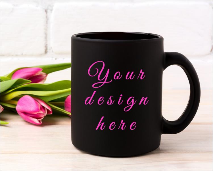 Coffee Mug Mockup PhotoShop Design