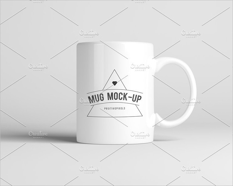 Coffee Mug Product Mock-up