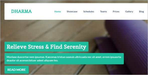 Compatible Genesis WordPress Template