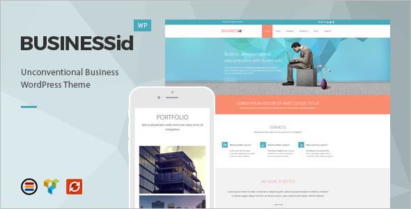 Corporate WordPress Platform Template