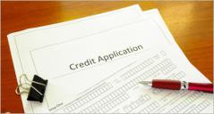 Credit Application Form Templates