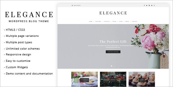 Customize WordPress Blog Template