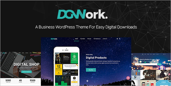 Download Business WordPress Template