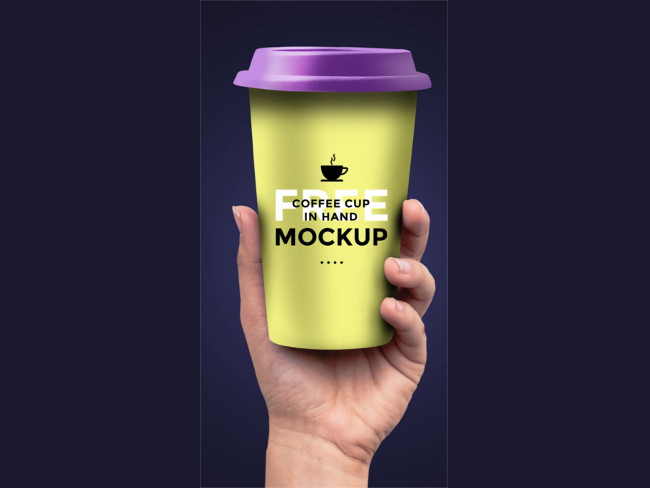 Download Coffee Cup Mockup